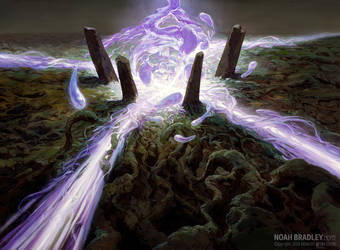 Leyline of the Void by noahbradley