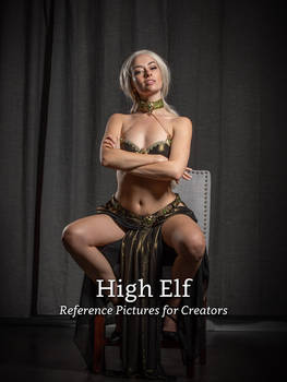 High Elf - Reference Pictures