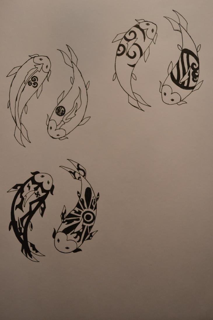 White Lotus Tattoo Avatar
