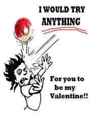Poke themed Valentines Card by Jezelle89