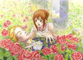 Sleeping Prince by LannySu