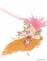 blossoms by LannySu