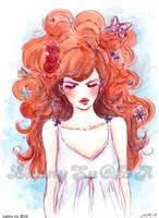beauty by LannySu