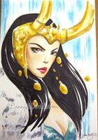 Loki by LannySu