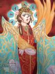 Priestess of Suzaku