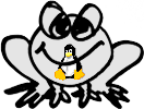 Tux Frog by 20after4