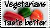 Vegitarians Taste Better by 20after4