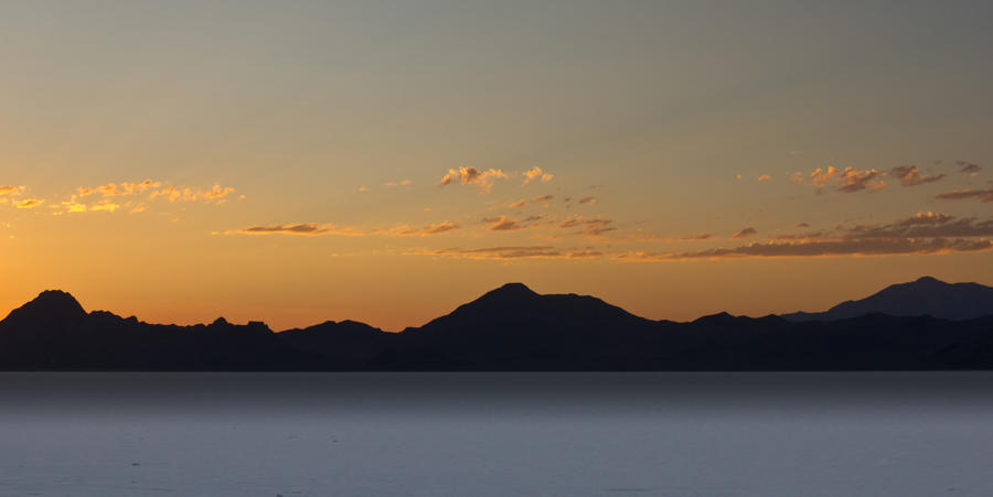 Bonneville Salt Flats: edited by 20after4