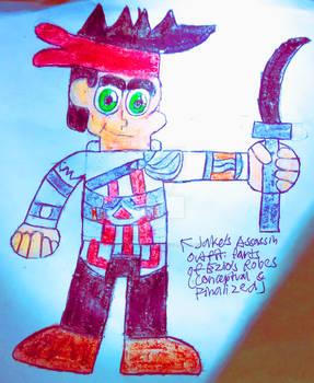 Captain Jake's Assassin Outfit/Ezio Outfit