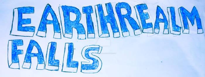 EarthRealm Falls Logo