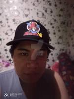 Me with a Voltes V Cap