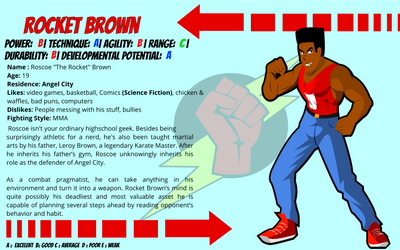 Rocket Brown Bio by Rocket-Brown