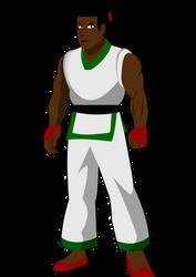 Ninja Lei by Rocket-Brown