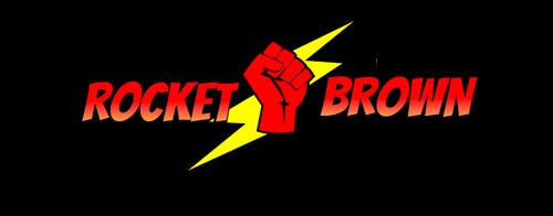 Rocket Brown Title by Rocket-Brown