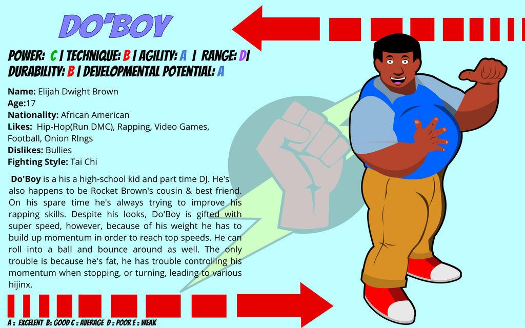 Do'Boy Bio by Rocket-Brown