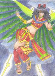 Sailor Garuda by Derrot
