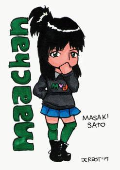 Masaki Sato - Maachan Chibi