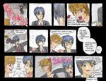 LightxMatsu: Matsuda's Pity