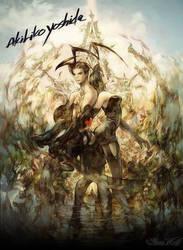 Vagrantstory - Akihiko Yoshida