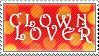 Clown Lover by solarDesolation