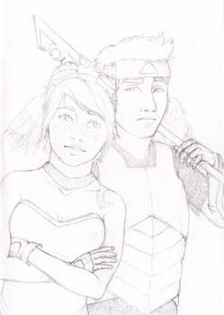 Neri and Raziel