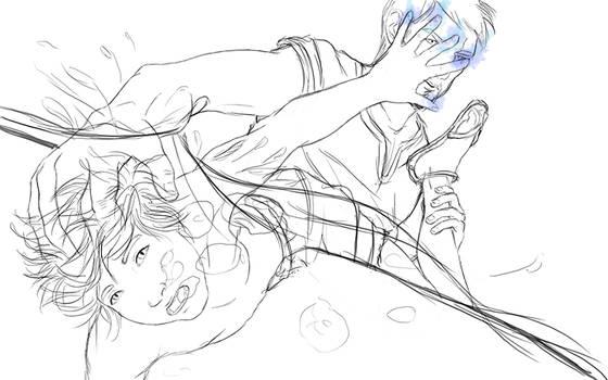 Young Magnus (Sketch)