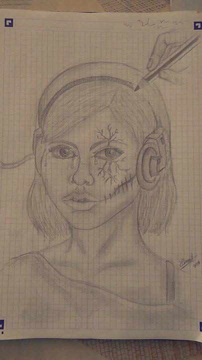 Boredom in class... by Kainuraki
