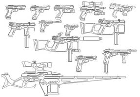 GUNS: X-TREME by PencilTool