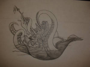 Kraken Might