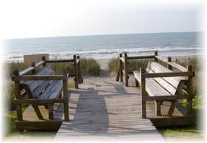 Quiet Boardwalk