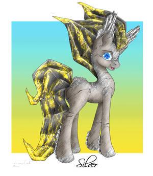 Silver The Elemental Pony