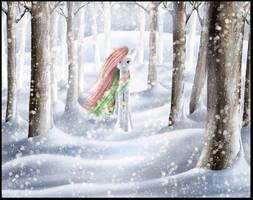 Merry Treat in Winter