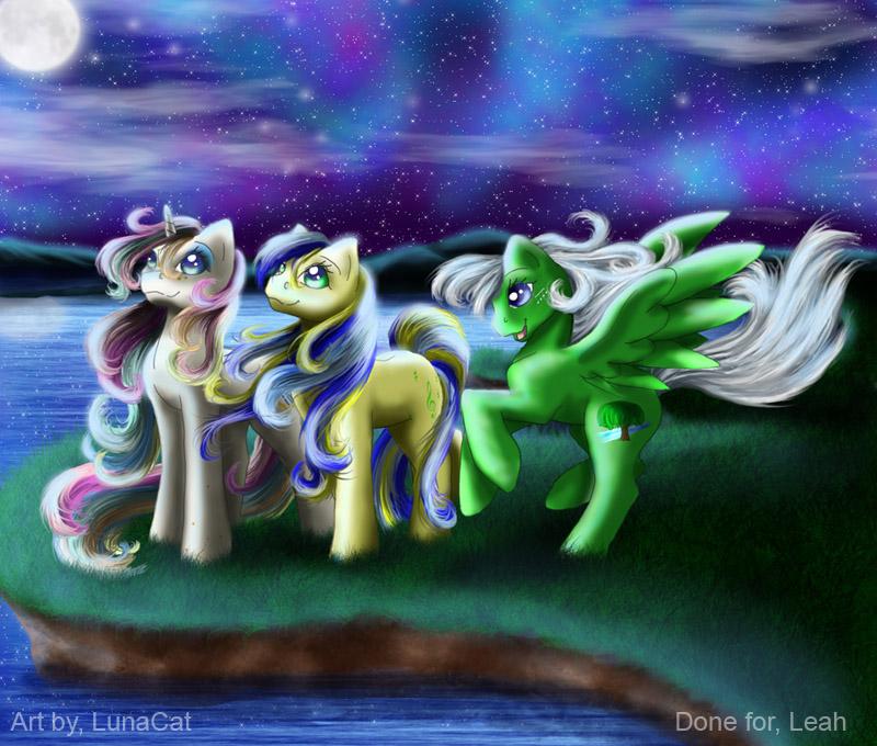 Stargazing by FlyingPony