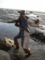 Jack Sparrow - 18' No Coat by Ell-Shmell