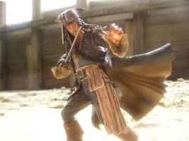Captain Jack Sparrow - 6' Coat by Ell-Shmell