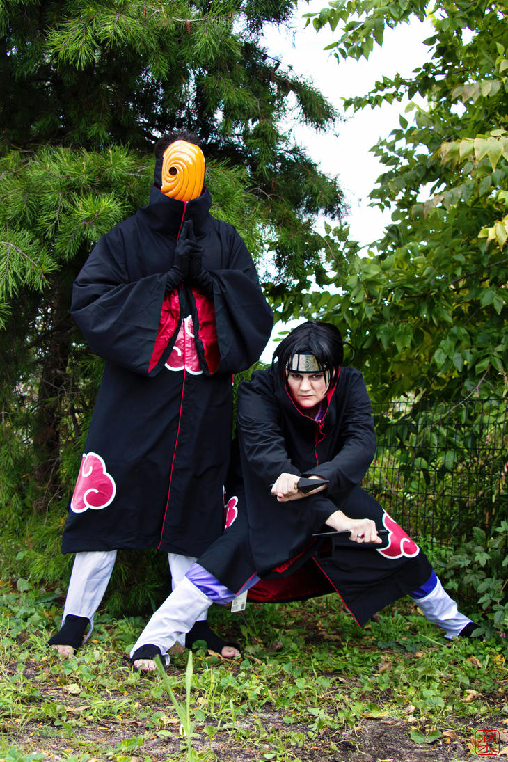 Akatsuki Uchiha Clan by key0fdestiny13