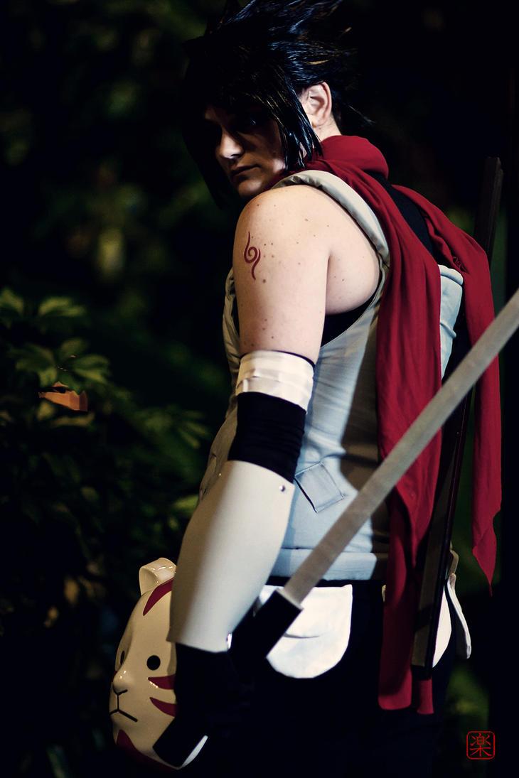 Sasuke Uchiha: Anbu Black Ops by key0fdestiny13