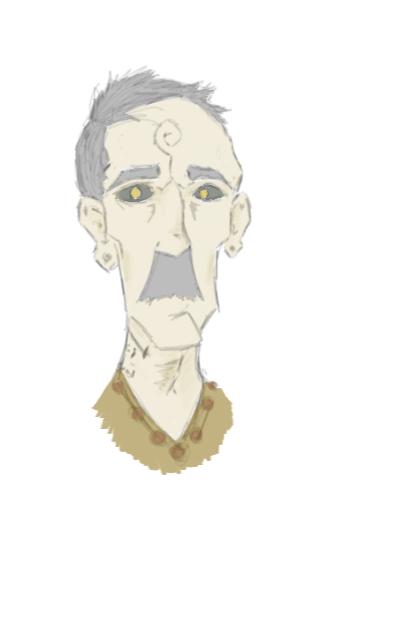 Old Haafinmanne by blackcoldren