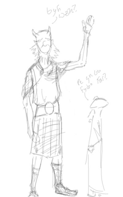 Atmoriant Doodle by blackcoldren