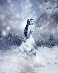 In Her Frozen Masquerade by Endorell-Taelos