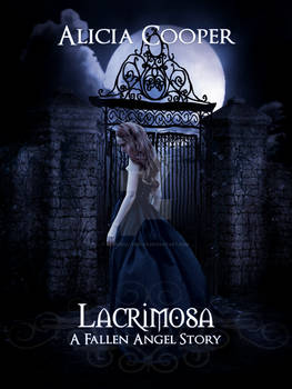 Lacrimosa novel project mockcover