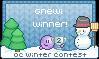OC Winter Contest Award Gnewi by Endorell-Taelos