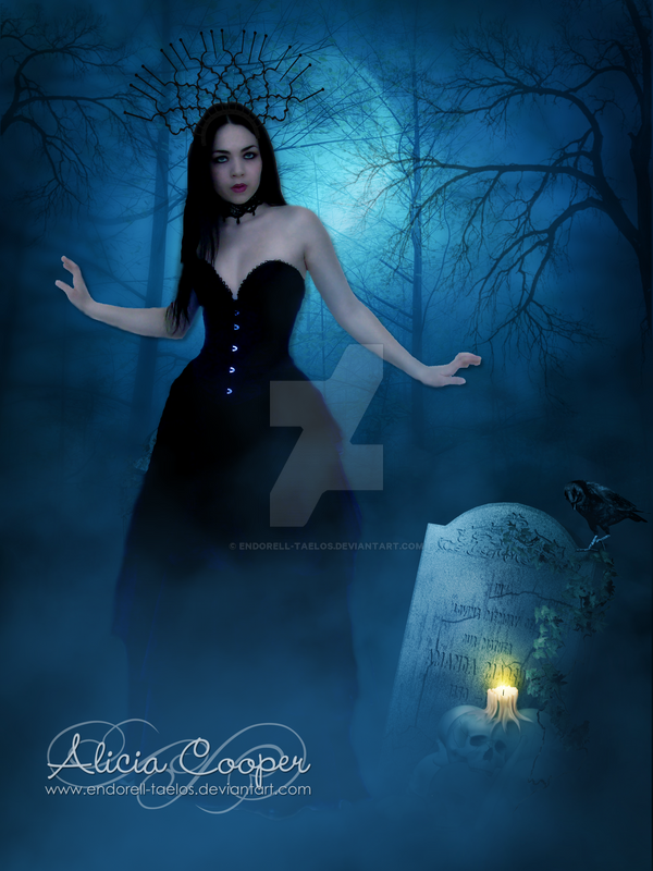 Queen of the Night by Endorell-Taelos