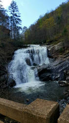 bald river falls by shawngs9701