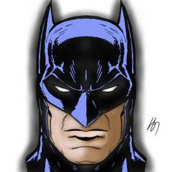I am batman! by shawngs9701
