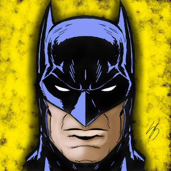 Batman revised by shawngs9701