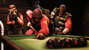 TF2 - High Stakes Billiards by BrolyNo1Consorter
