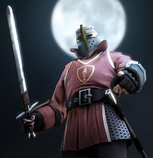 TF2 - Crusader, the Heretic Slayer