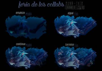 Segundo Lugar Feria de Collabs by kirzche