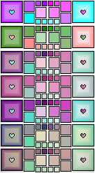 Filters Heart Colors by LoubiTek54